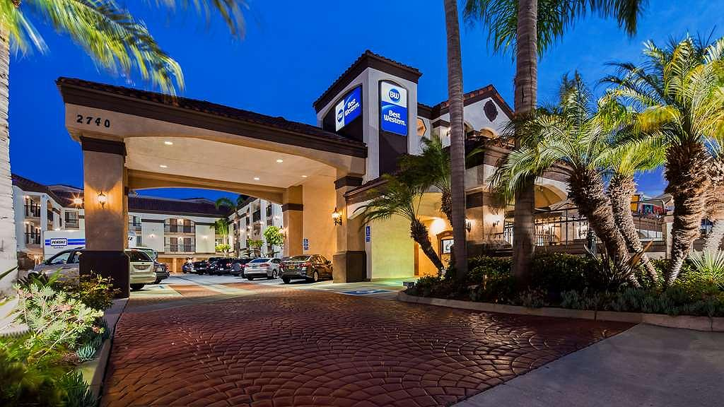 Best Western Redondo Beach Galleria Inn - Area esterna