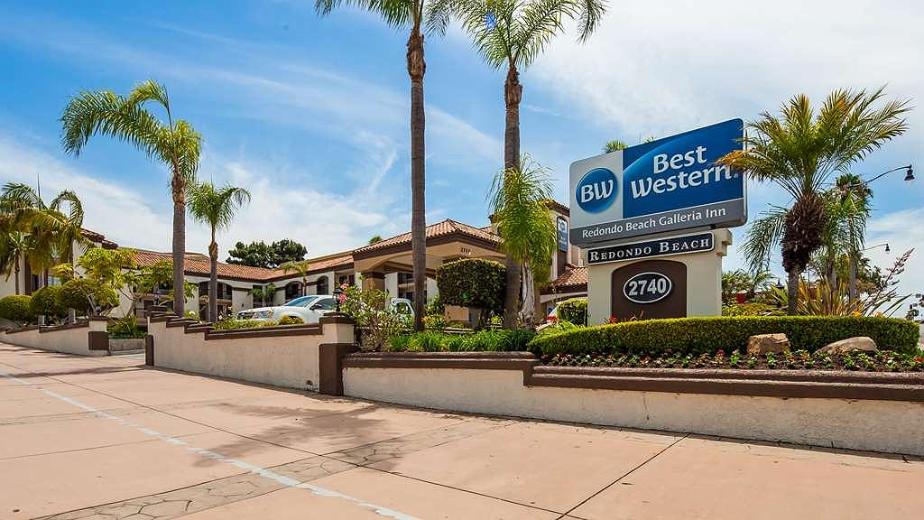 Best Western Redondo Beach Galleria Inn-Los Angeles LAX Airport Hotel - Aussenansicht