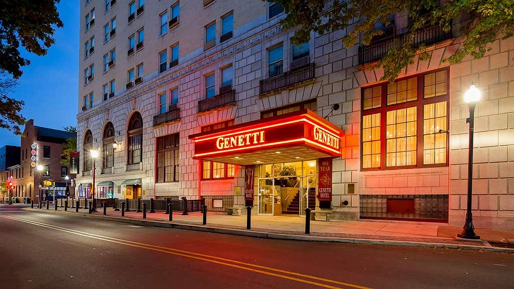 Genetti Hotel, SureStay Collection by Best Western - Thereu2019s no better way to experience Williamsport than from the SureStay Collection by Best Western Genetti Hotel.