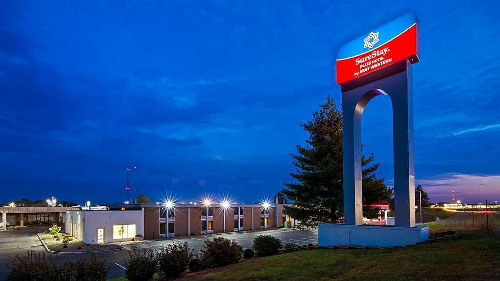 SureStay Plus Hotel by Best Western Jasper - Vista exterior