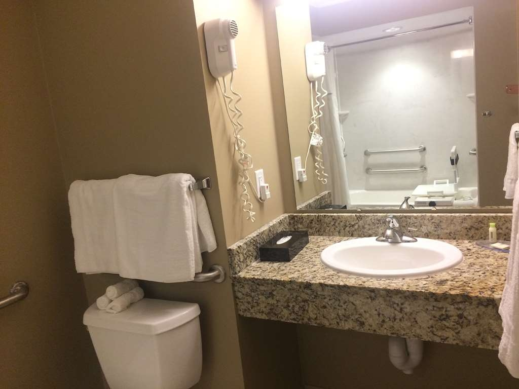 SureStay Plus Hotel by Best Western Jasper - If you forgot your toiletries we've got you covered.