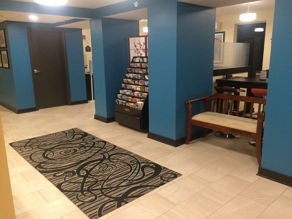 SureStay Plus Hotel by Best Western Jasper - If your looking for things to see and do stop by our lobby and grab a brochure.