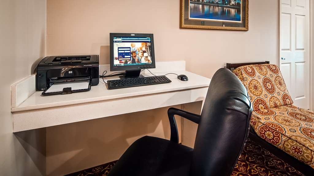 SureStay Hotel by Best Western Manning - Keep connected with your loved ones in our business center.
