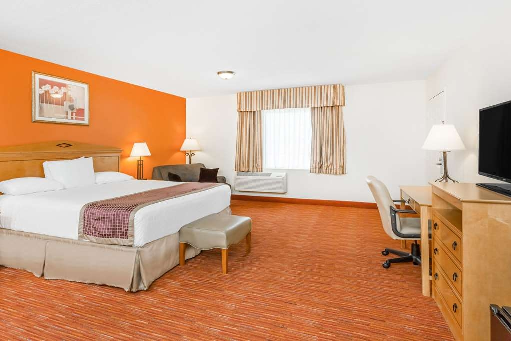 SureStay Hotel by Best Western Manning - Use the sofabed in our (room type) for extra sleeping space without the cost of an additional room.