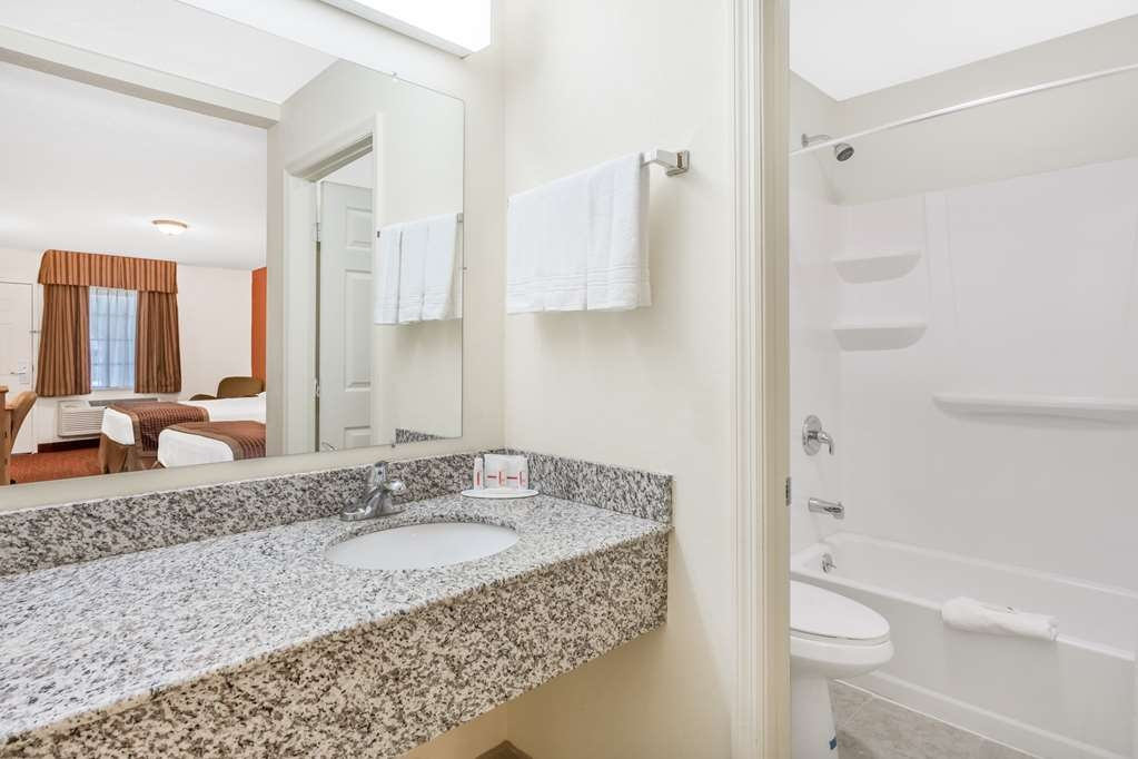 SureStay Hotel by Best Western Manning - Enjoy getting ready for the day in our fully equipped guest bathrooms.