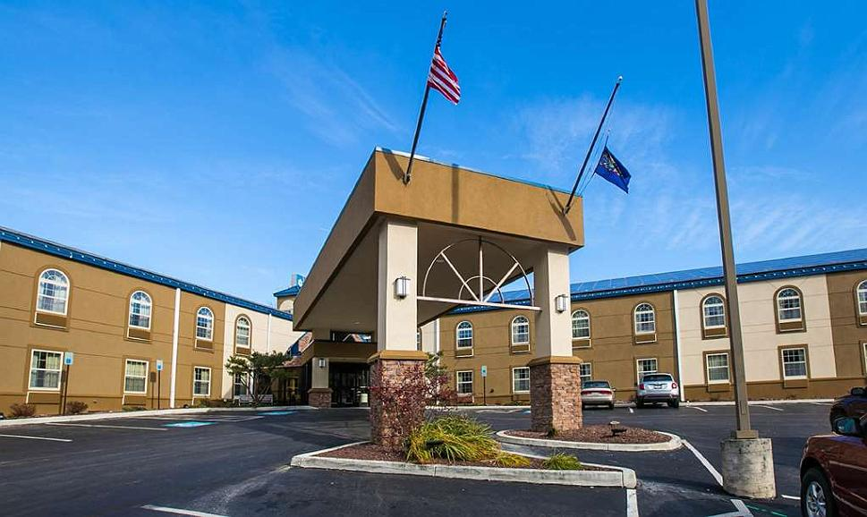 SureStay Plus Hotel by Best Western Elizabethtown Hershey - Vista exterior