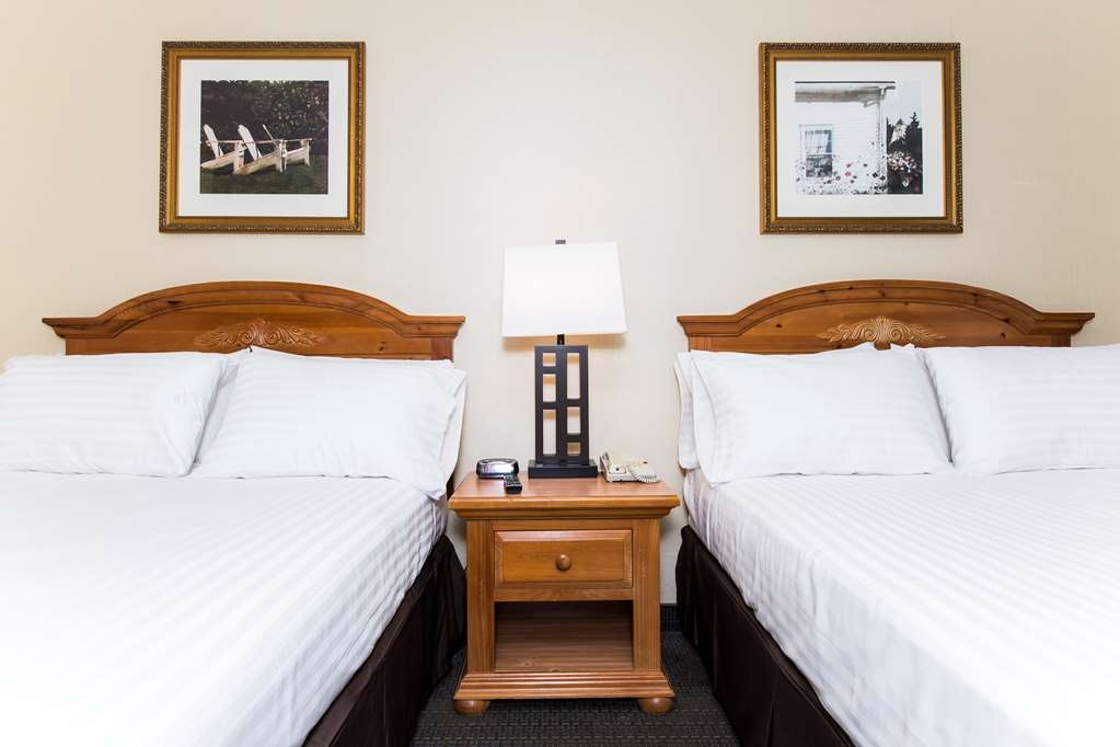 SureStay Plus Hotel by Best Western Elizabethtown Hershey - Get a great night's rest in one of our double queen guestrooms!