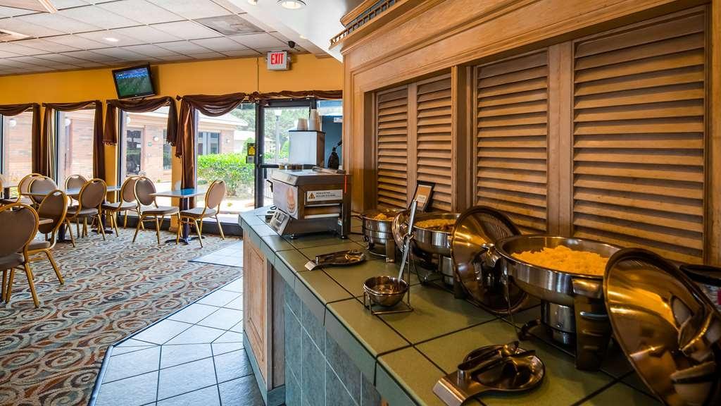 SureStay Plus Hotel by Best Western Fayetteville - Restaurant / Gastronomie