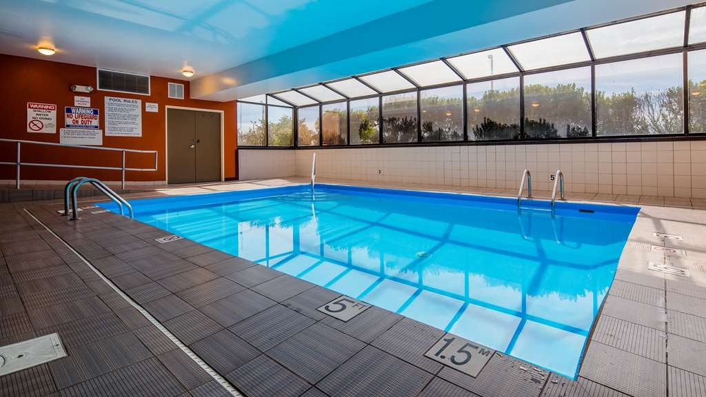 SureStay Plus Hotel by Best Western Evansville - No matter what time of year you can take a dip in our indoor swimming pool.
