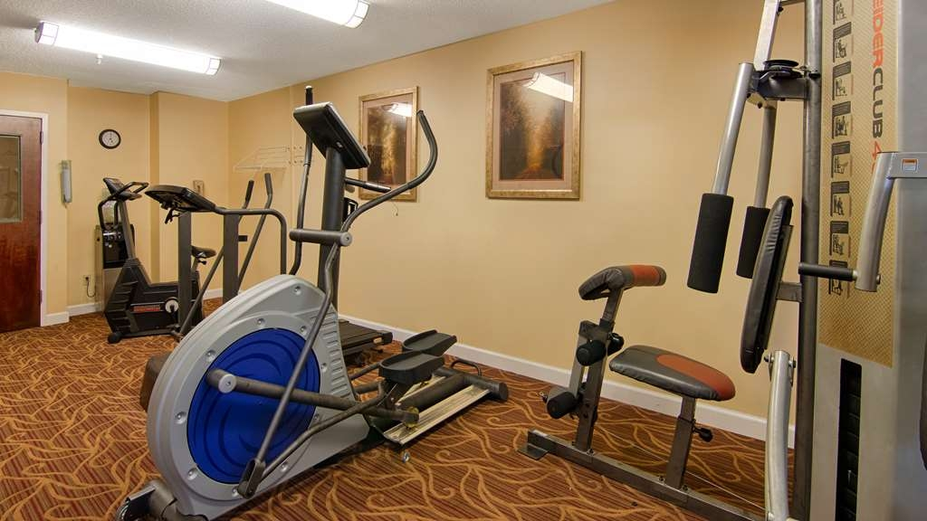 SureStay Plus Hotel by Best Western Tarboro - There is no need to take a break from your regular fitness routine during your stay with us.