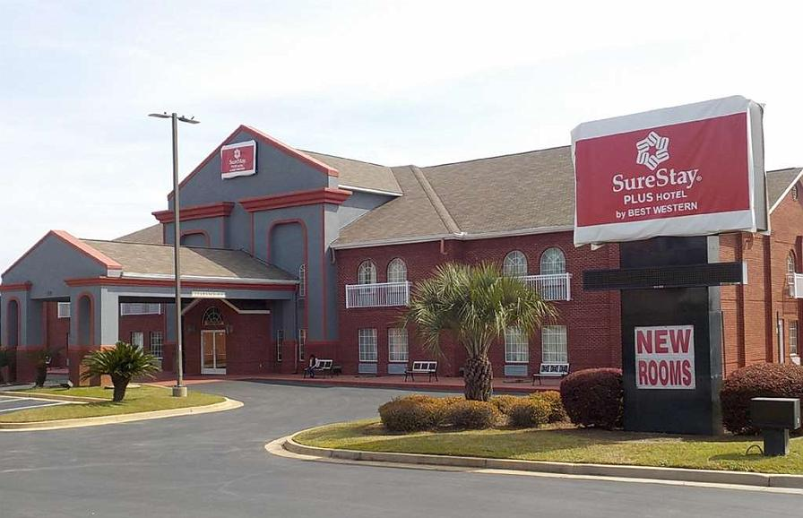 SureStay Plus Hotel by Best Western Warner Robins AFB - Façade