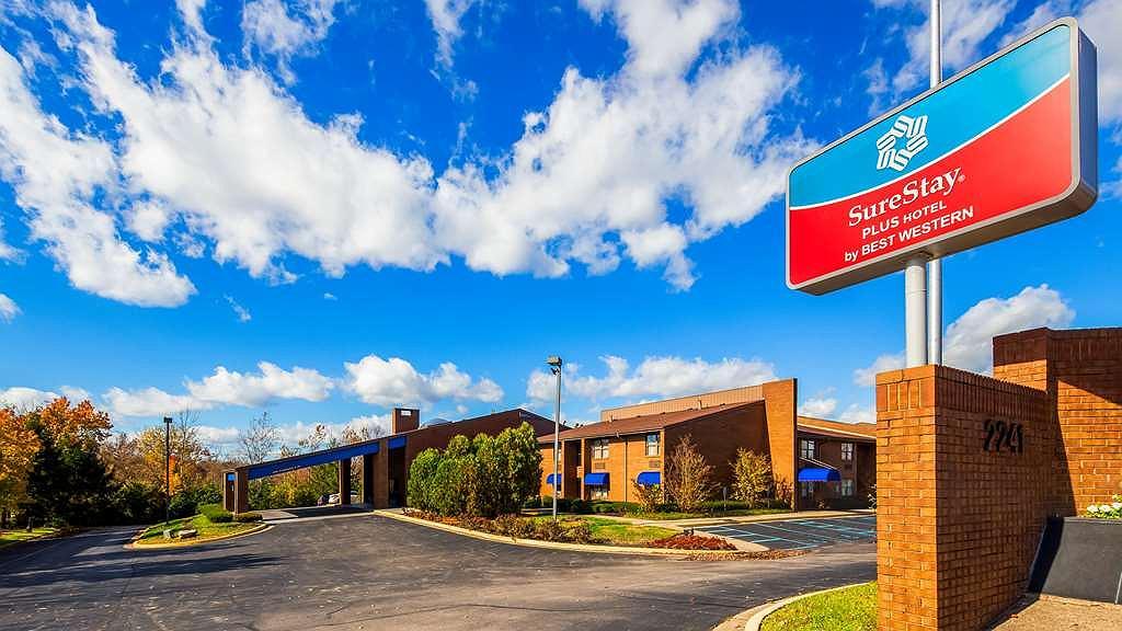 SureStay Plus Hotel by Best Western Lexington - Aussenansicht