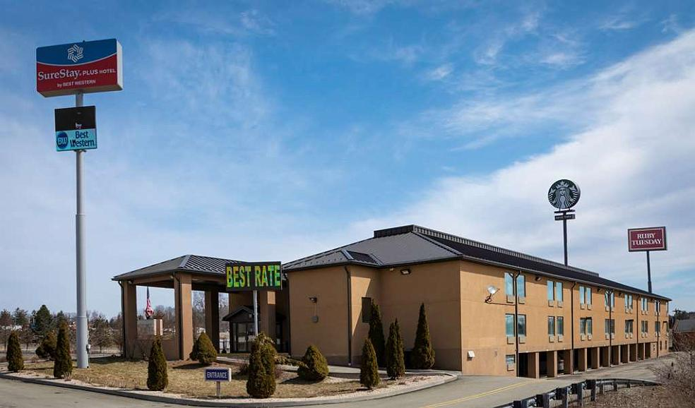 SureStay Plus Hotel by Best Western Somerset - Front Hotel Exterior