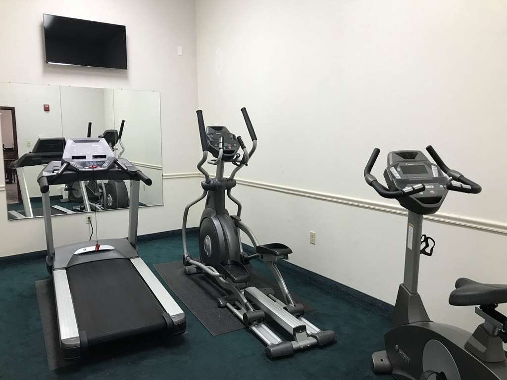 SureStay Hotel by Best Western Bellmawr - Maintain your fitness routine during your stay with us in our fitness center.