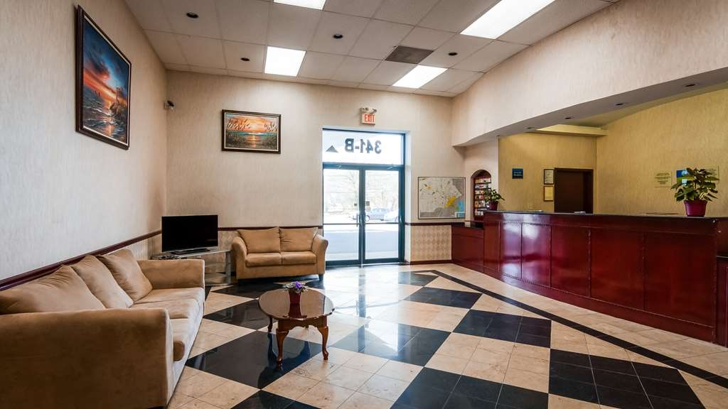 SureStay Hotel by Best Western Bellmawr - A warm welcome awaits you at the SureStay Hotel by Best Western Bellmawr.