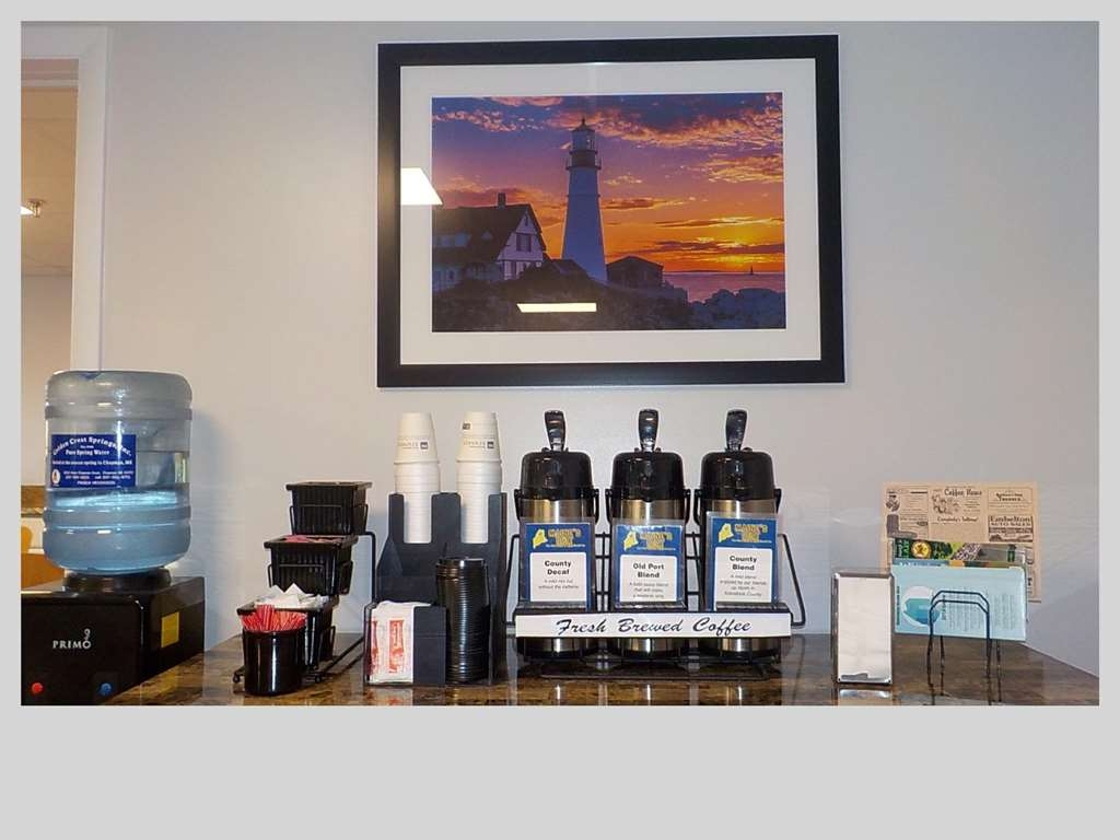 SureStay Hotel by Best Western Presque Isle - Fuel up no matter what time of day by visiting our breakfast area featuring 24 hour fresh brewed coffee.