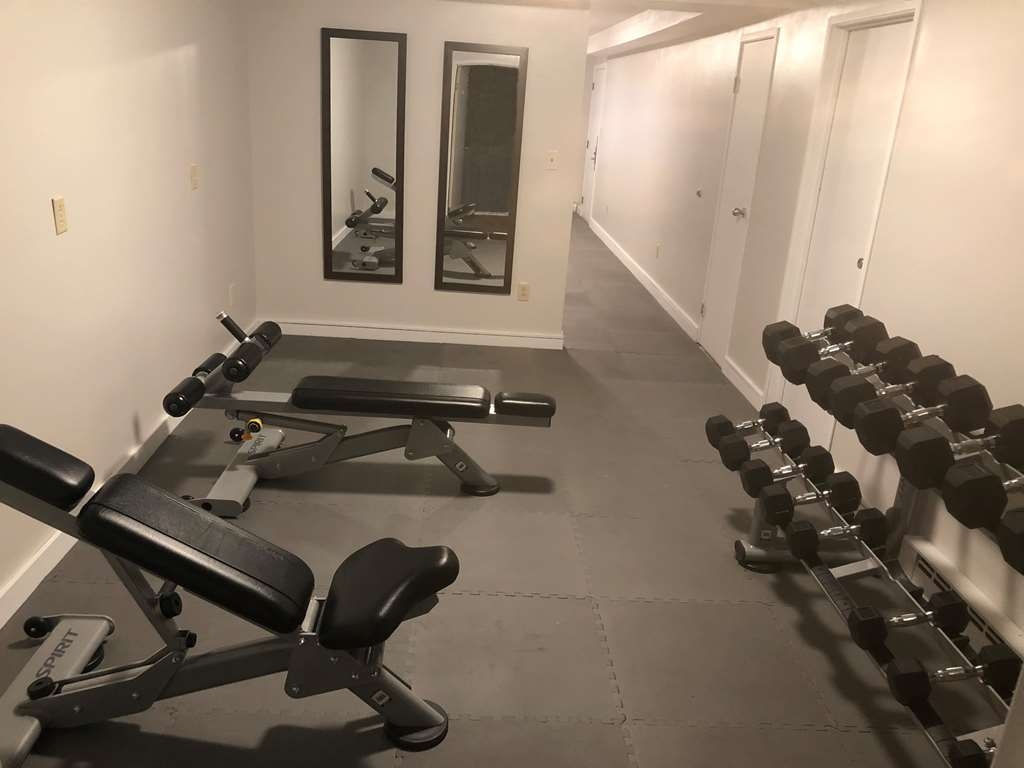 SureStay Hotel by Best Western Presque Isle - Fitnessstudio