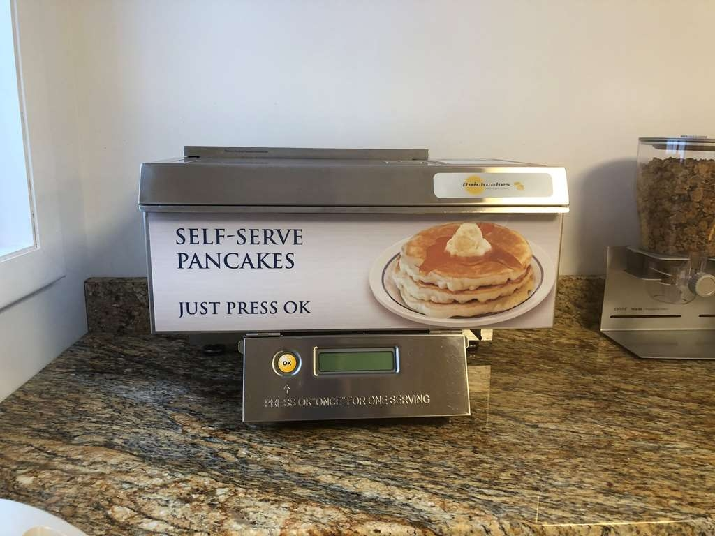 SureStay Hotel by Best Western Presque Isle - We offer a variety of menu items from hot pancakes, breakfast meat, pastries, cereal, juice, coffee, yogurt and much more.