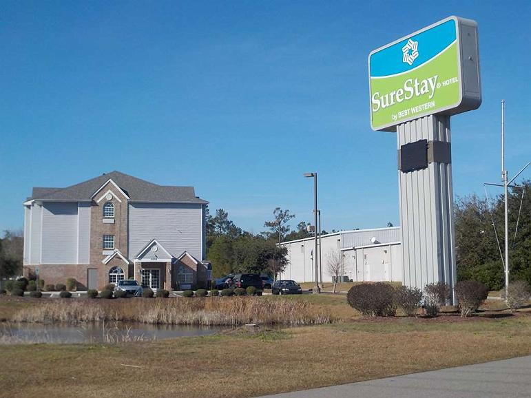 SureStay Hotel by Best Western Shallotte - Weclome to the SureStay Hotel by Best Western Shallotte!