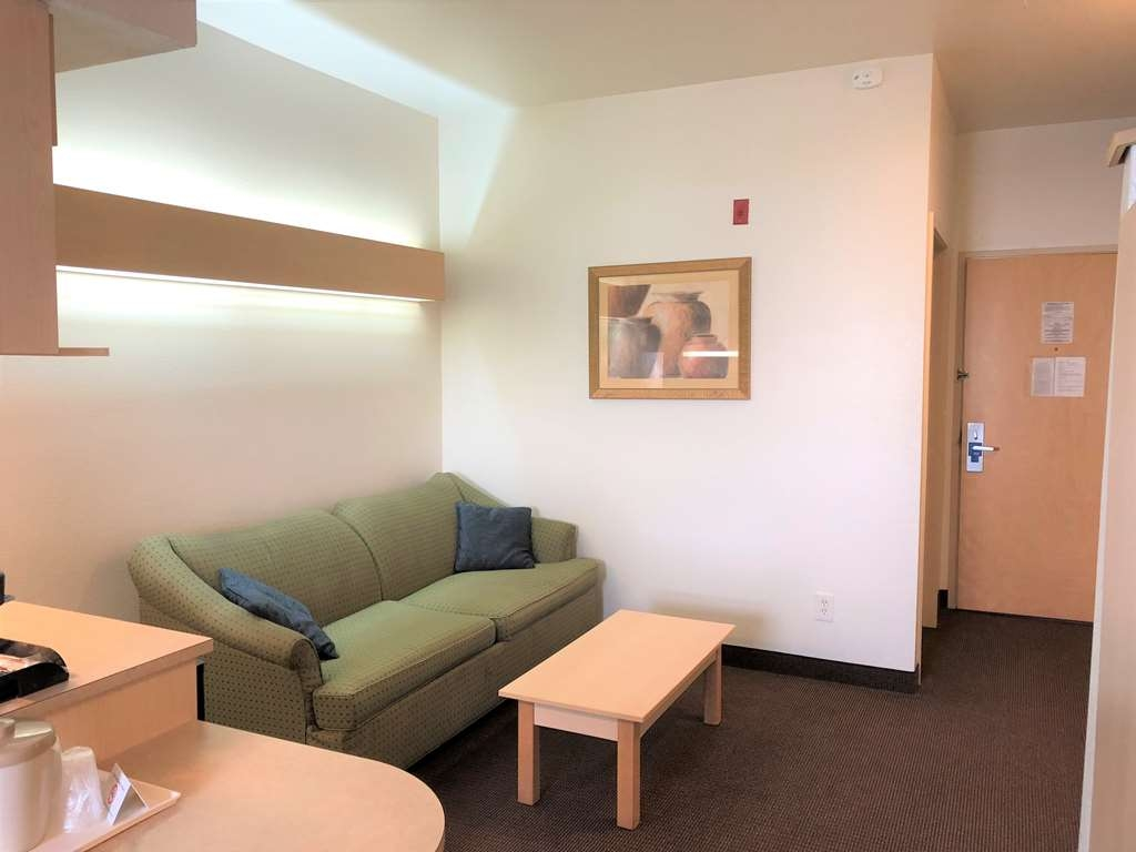 SureStay Hotel by Best Western Shallotte - Use the sofabed in our queen room for extra sleeping space without the cost of an additional room.
