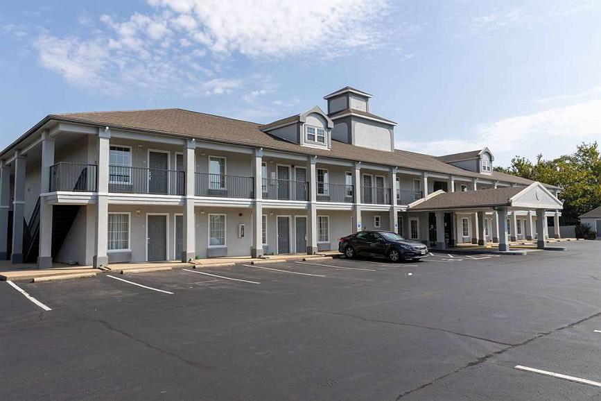 SureStay Plus Hotel by Best Western Asheboro - Facciata dell'albergo