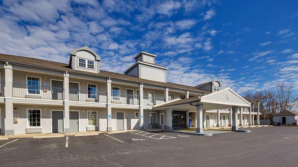 SureStay Plus Hotel by Best Western Asheboro - Vista exterior
