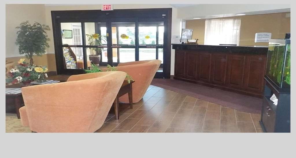 SureStay Plus Hotel by Best Western Asheboro - Our front desk is happy to provide all the comforts of home for you during your stay.