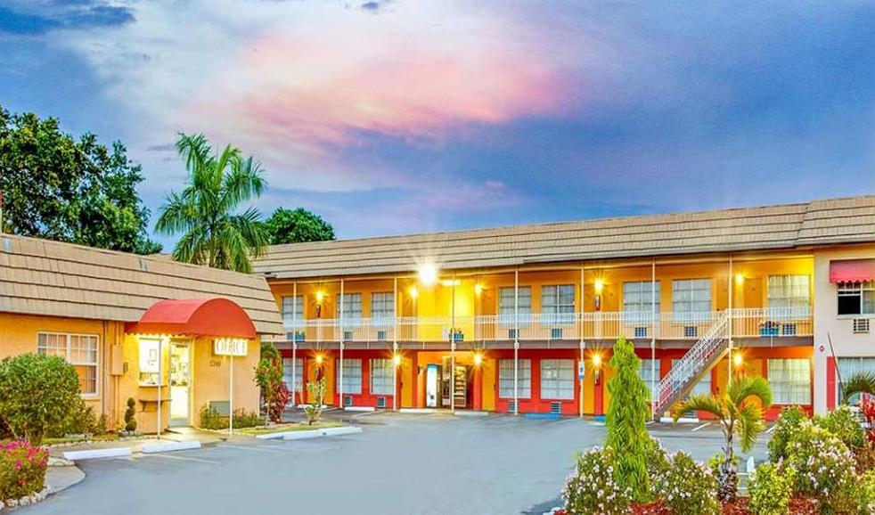 SureStay Hotel by Best Western Sarasota North - Area esterna