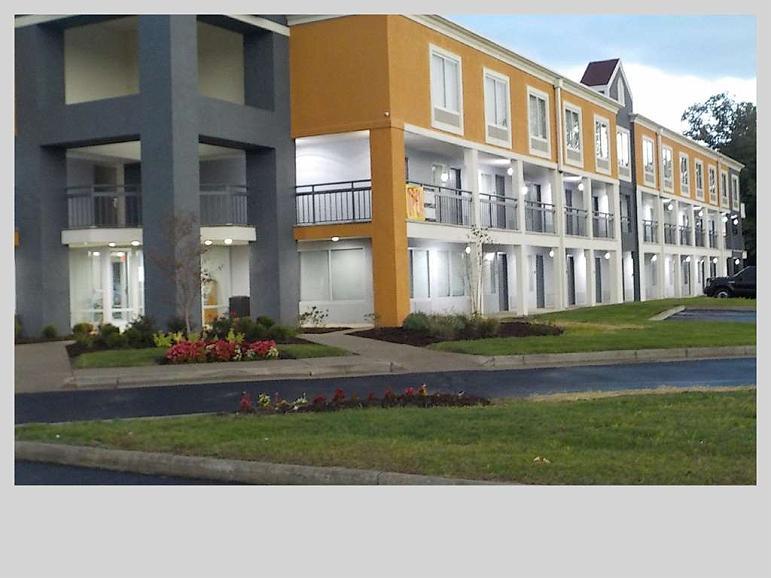 SureStay Plus Hotel by Best Western Indianapolis Northeast - Area esterna
