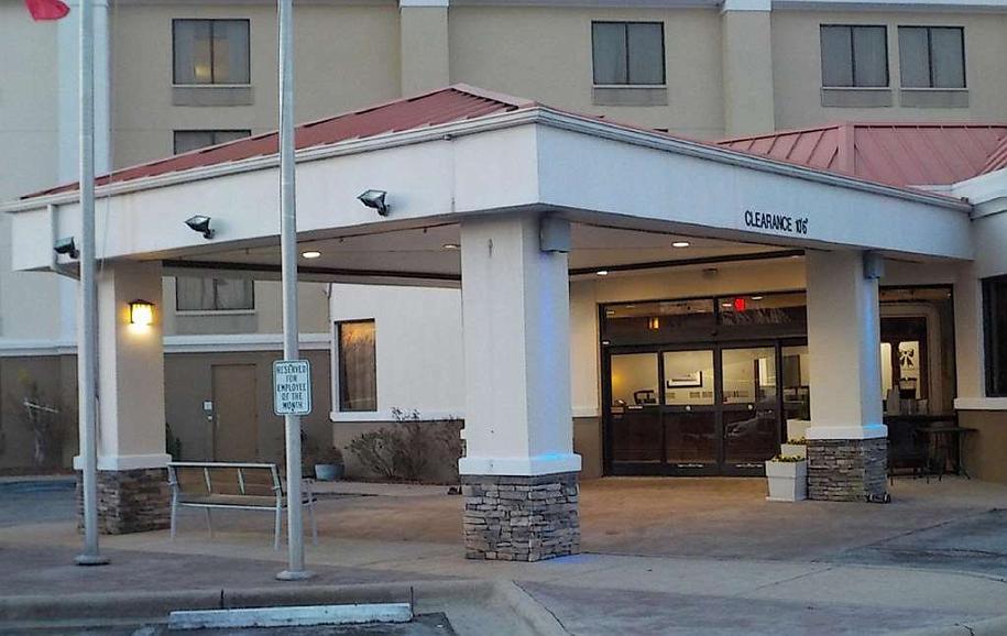 SureStay Plus Hotel by Best Western Jacksonville - Façade