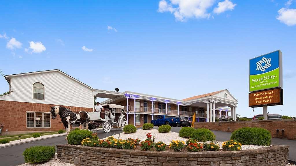 SureStay Hotel by Best Western Bardstown General Nelson - Welcome to the SureStay Hotel by Best Western Bardstown General Nelson!