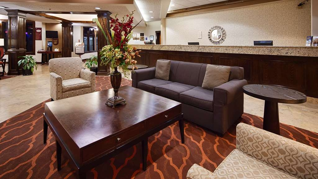 SureStay Collection by Best Western Lehigh Valley Hotel - Vue du lobby