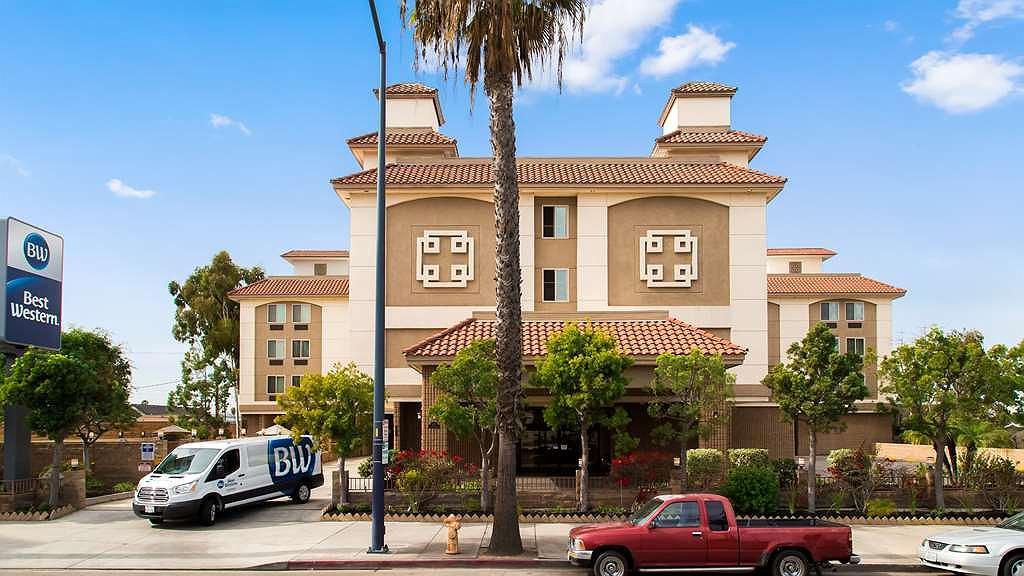 Best Western of Long Beach - Aussenansicht