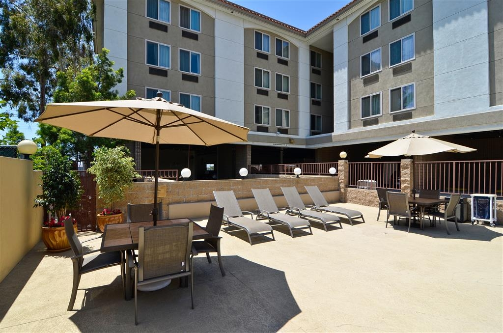 Best Western of Long Beach - bassin