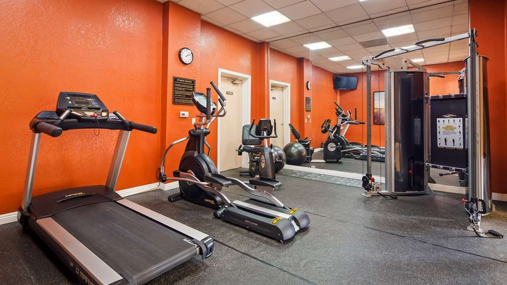 Best Western of Long Beach - Club de remise en forme