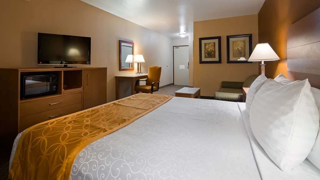 Best Western of Long Beach - Chambres / Logements
