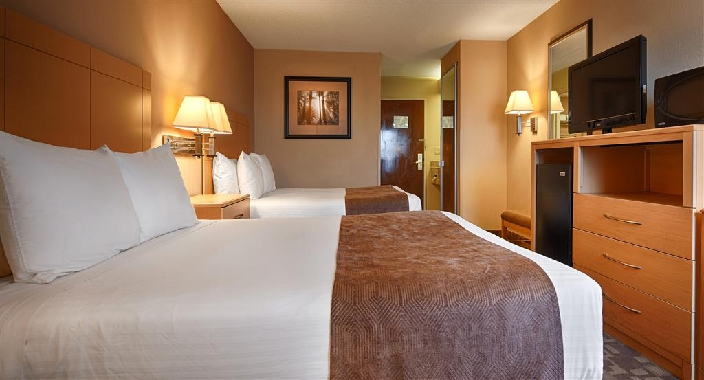 SureStay Plus Hotel by Best Western Roanoke Rapids - This room offers the comforts of home with a few added amenities making your stay special.