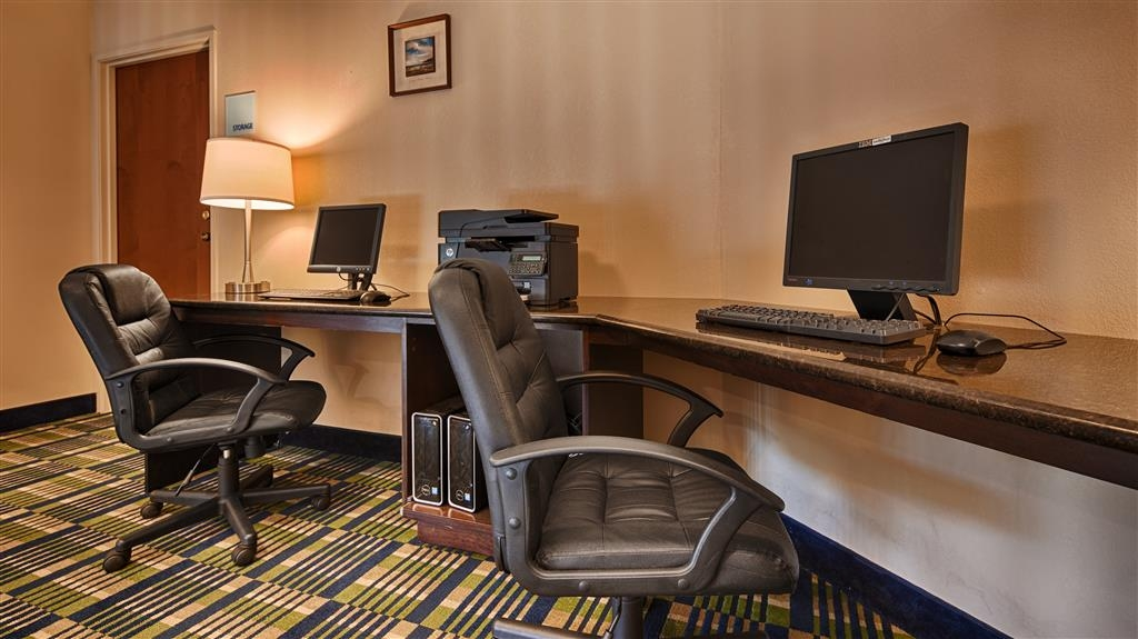 SureStay Plus Hotel by Best Western Roanoke Rapids - Stay productive during your time away from home in our business center.