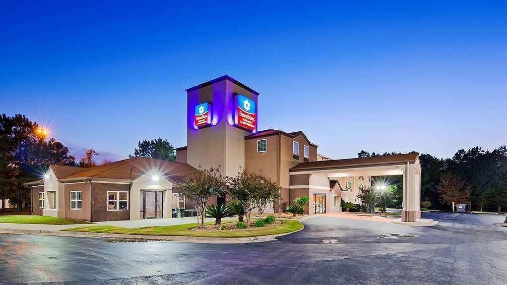 SureStay Plus Hotel by Best Western Macon West - Vista exterior