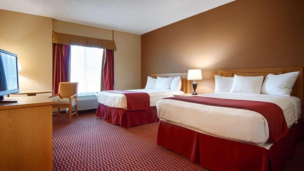 SureStay Plus Hotel by Best Western Syracuse Airport - Habitaciones/Alojamientos