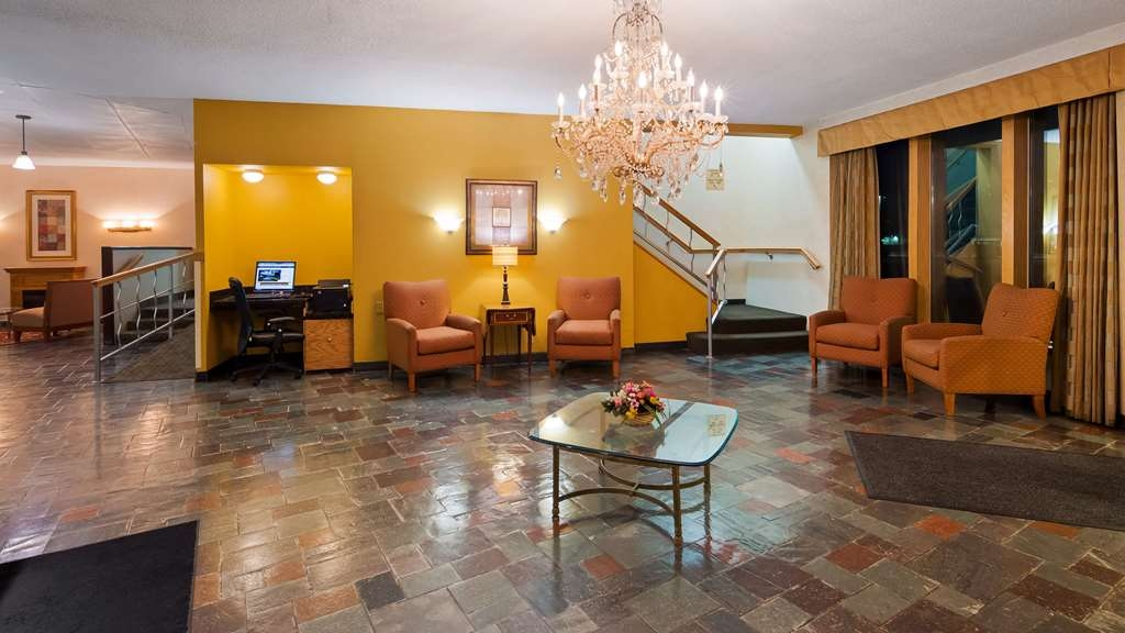SureStay Plus Hotel by Best Western Syracuse Airport - Lobbyansicht