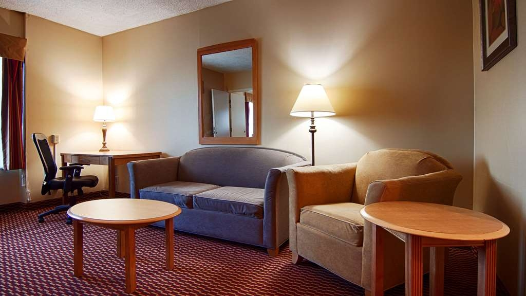 SureStay Plus Hotel by Best Western Syracuse Airport - Suite
