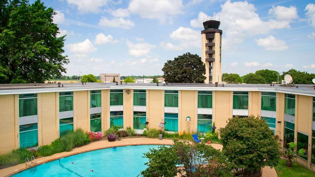 SureStay Plus Hotel by Best Western Syracuse Airport - Außenansicht