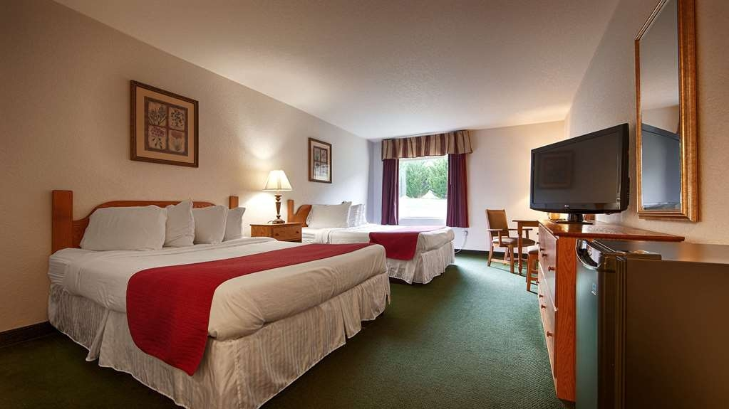 SureStay Plus Hotel by Best Western Berkeley Springs - Gästezimmer/ Unterkünfte