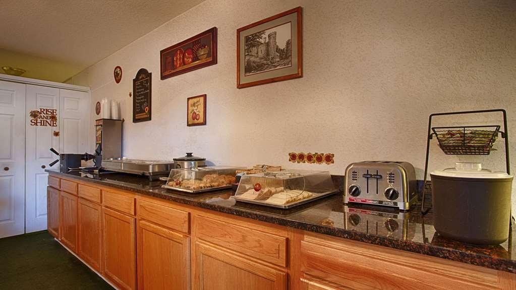 SureStay Plus Hotel by Best Western Berkeley Springs - Restaurant / Gastronomie