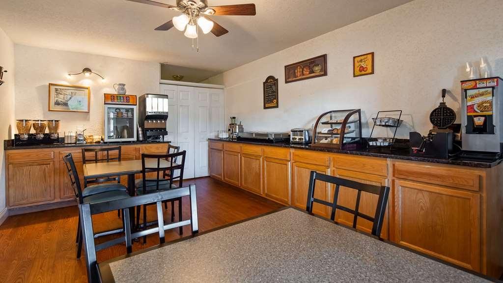 SureStay Plus Hotel by Best Western Berkeley Springs - Ristorante / Strutture gastronomiche