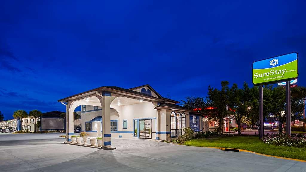 SureStay Hotel by Best Western Jacksonville South - Vista exterior