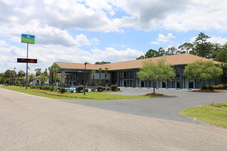 SureStay Hotel by Best Western Ridgeland - Area esterna