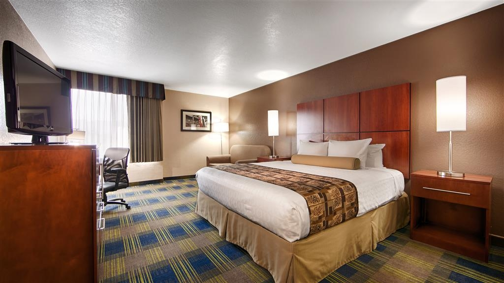 Best Western Plus Heritage Inn Rancho Cucamonga/Ontario - Chambres / Logements