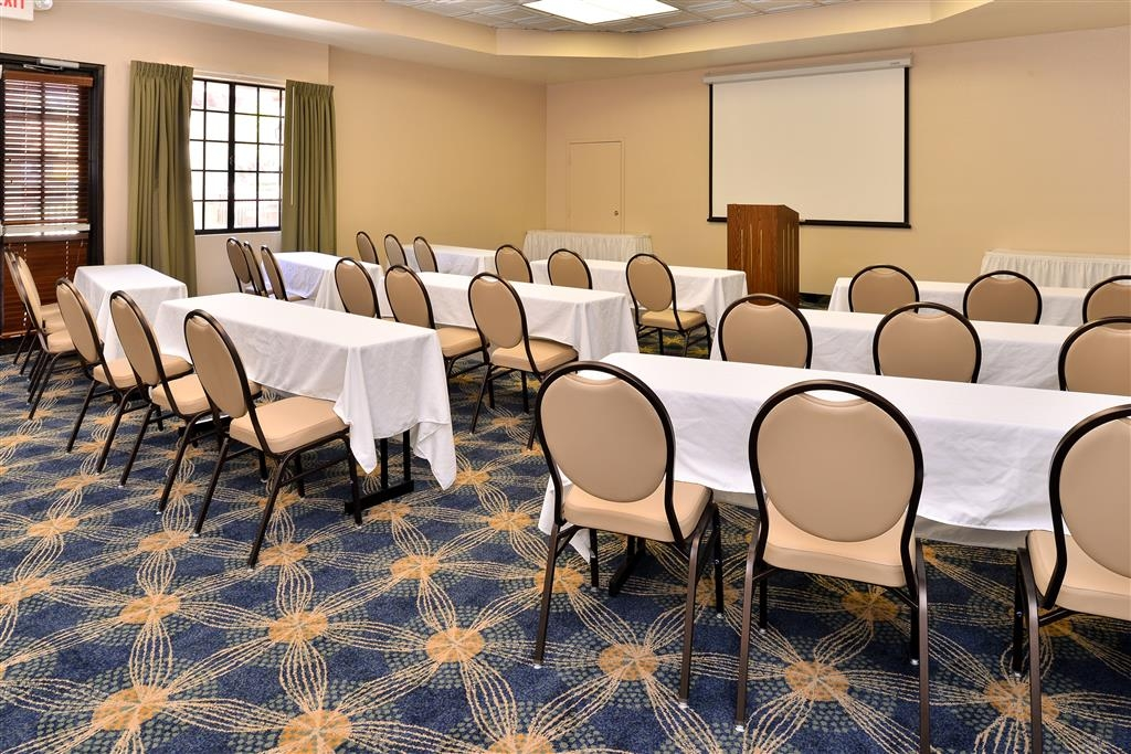 Best Western Plus Heritage Inn Rancho Cucamonga/Ontario - Sala meeting